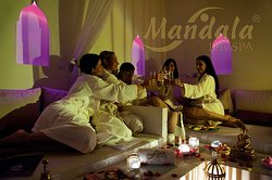 Celebrate hen party, birthday or just simply enjoy life at Mandala Day Spa.