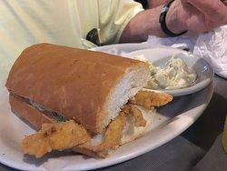 Best fried catfish!