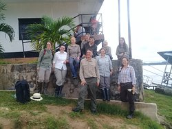 inicio de la expedicion en la Reserva Pacaya Samiria