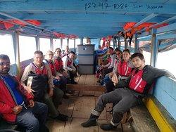 Viaje a la reserva nacional Pacaya Samiria