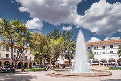 Plaza Regocijo (Kusipata)