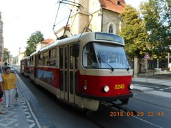 Prague Public Transport (DPP)