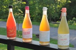 Our Natural cider series
