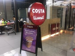 Costa is best for Coffee in flavours of the world