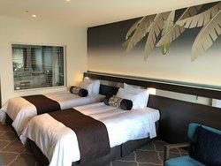 ホテルの客室は綺麗に管理されて好印象なホテルです。