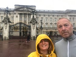 September 2018 tour buckingham palace
