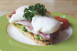Avocado Medley breakfast