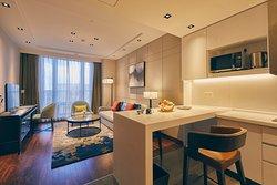 公寓房(80平方米)