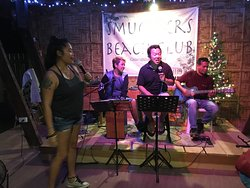 Life acoustic music every Friday and Saturday evening at our bar & Rec. Deck