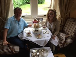 Brilliant Afternoon tea