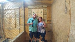 Civil Axe Throwing - Chattanooga
