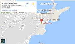 Excelente localização, perto do centro e das melhores praias.