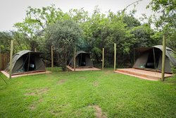 Tents - Self catering