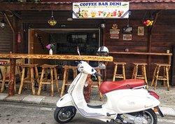 Coffe bar Deni