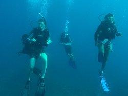 Dive Descent