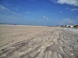 As areias brancas de Algodoal
