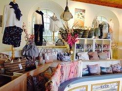 Upstairs gallery 'Roscarrock Retail' by Jo Hawkins