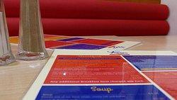 A photo of the YoYo Cafe Bar Menu