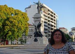 Plaza del Duque de Saldanha, Lisboa, Portugal