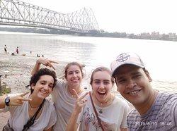 at the Ganga Shat