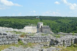 a corner of the fortress