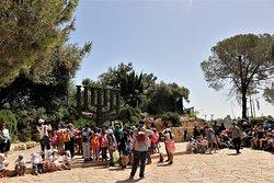1.  The Knesset Menorah