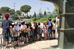 2.  The Knesset Menorah