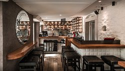 Kohlias Cafe | Interior