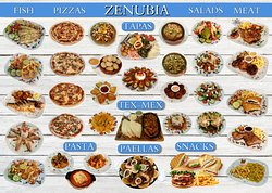 Restaurante Zenubia
