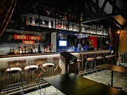 Bar op eerste verdieping