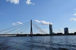 River Daugava..