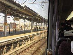 豊橋鉄道も乗り入れている