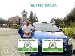 Zaidi KL Taxi Services & Private Tours Driver Service