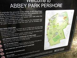 Park map...