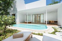 Garden Wing 2-Bedroom Pool Suite