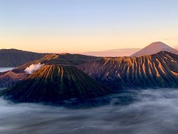 Capture Bromo Sunrise! We offer 2D/1N (Bromo only) and 3D/2N tours (w Ijen and Blue Fires) ending in Bali! Business class tour (recommended and most popular)!