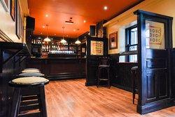 Back Bar - Original Design (Authentic Irish Pub Look & Feel)