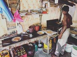 mr Sunils kitchen, true local style