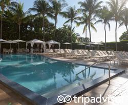 Pool at the Pools at the Hilton Bentley Miami/South Beach
