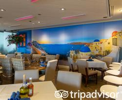 Santorini by Georgios at the Hilton Bentley Miami/South Beach