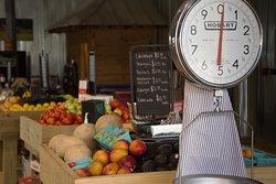 Famers Market fresh produce