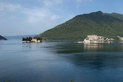 little islands from Perast