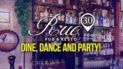 Rue 30 Pub & Resto