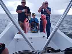 Gulf Adventures Fishing