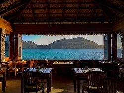 Restaurant, breathtaking view!