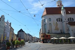 Kirche St. Moritz