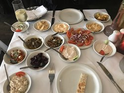Incredible food! So delish!