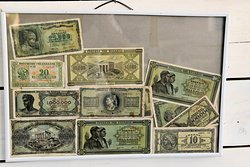"some of old ""Drachmes"""