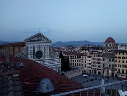 Magnificent hotel in Florence