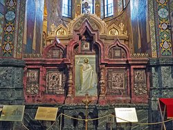 Church of the Savior on Spilled Blood - interior